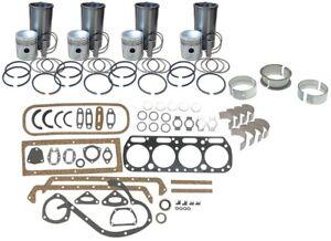 Allis Chalmers D17 170 175 Wd45 G226 Gas Complete Engine Overhaul Kit