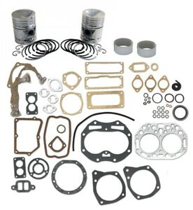 John Deere 530 Tractor Complete Engine Overhaul Rebore Kit