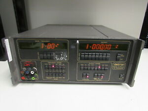 Datron 4200a Ac Voltage current Calibrator 90 Ppm Opt 30 80 90