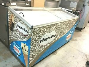 Ice Chest Freezer Serve Ice Cream 72