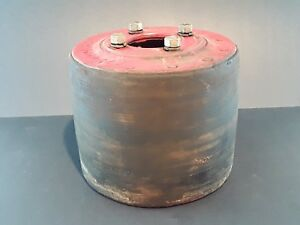 Farmall Tractor Ih Ihc Paper Belt Pulley Square Mount Holes P n 491311 d
