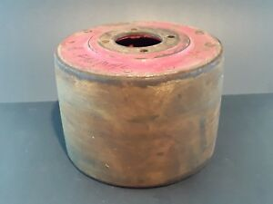 Farmall Tractor Ih Ihc Paper Belt Pulley Square Mount Holes P n 49248 d