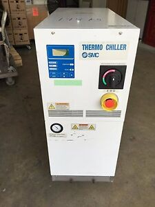 Smc Thermo Chiller Hrz008 w cnz Ac200 23a 3ph 3 Wire g Line