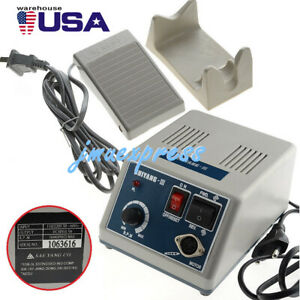 Usa Shiyang Dental Lab Electric Micro Motor New N3 S05 Power Supply System Sale