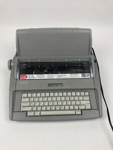 Brother Sx 4000 Electronic Lcd Display Typewriter With Dictionary