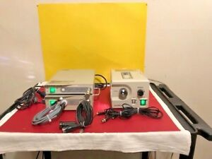 Olympus Otv sc Endoscopy Video System With Light Source Clk 4 Clh Sc Cam Head
