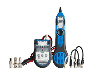 Multi function Cable Tester Toner And Probe Kit Tools Tetp 900 New
