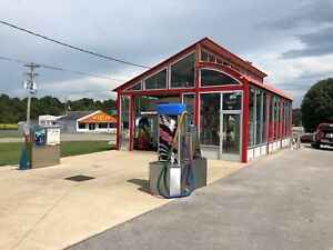 Car Wash Building And Equipment