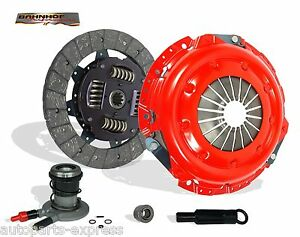 Bahnhof Stage 1 Clutch Kit Slave Fits 89 93 Ford Thunderbird 3 8l Supercharged