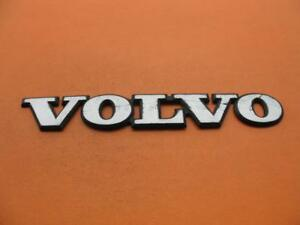 93 94 95 96 97 Volvo 850 Rear Trunk Lid Emblem Logo Badge Sign Symbol Oem Used 1