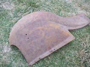 1928 1929 Model A Aa Ford Front Fender Sedan Coupe Mc 92 Rpu Jalopy Rat Rod Hot