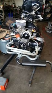 Complete Turn Key Volkswagen 1914cc Dual Port Air Cooled Engine Bug Bus Ghia
