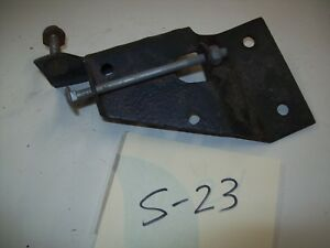 1930 1931 Model A Ford Coupe Roof Top Bracket Right Trog 30 31 Rat Rod Jalopy