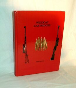 EXCELLENT WILDCAT CARTRIDGES  RELOADING GUN BOOK by FRED ZEGLIN