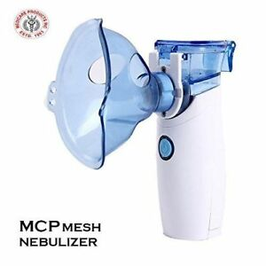 Rechargeable Portable Traveller Mesh Nebulizer With Usb Port With Nebulizer Kit