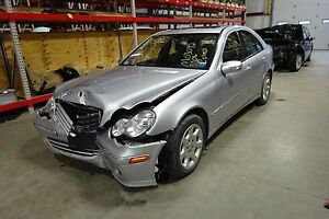 Automatic Awd Transmission 2006 Mercedes Benz C280 With 56 367 Miles