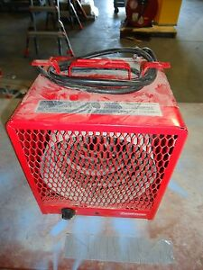 Profitter Construction Heater Model 0478034