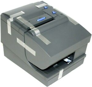 Ibm Toshiba 4610 2cr Point Of Sale Thermal Printer With Check Scan