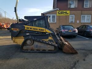 New Holland C190 Only 997 Hours
