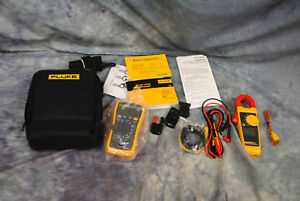 Fluke 116 323 Hvac Combo Kit new new