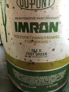 Imron 561 U Fast Green Gallon