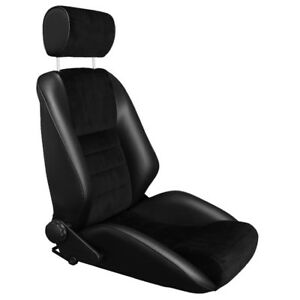 Porsche Lemans R Sport Seat Leatherette corduroy 911 And 912 From 65 To 94
