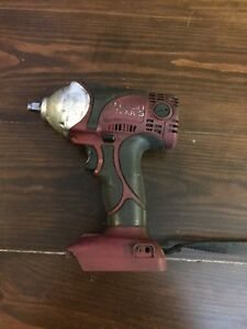 Matco 3 8 Cordless Drive Impact Wrench 20 Volts