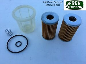 Fuel Bowl Filters Ford New Holland Case Ih Compact Tractor