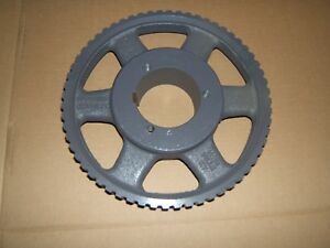 New Browning 60hq100 Gearbelt Timing Belt Pulley