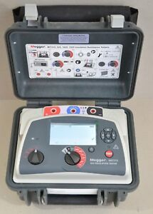 Megger Mit 515 5kv Insulation Resistance Tester Mit 515 Superb Condition