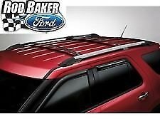 Oem Factory Stock 2011 2012 2013 2014 2015 Ford Explorer Roof Cross Bars Lugg