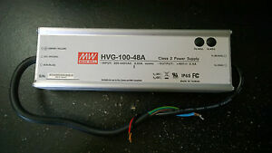 Mean Well Led Driver Hvg 100 48a
