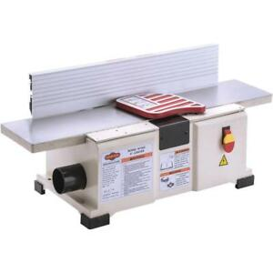 Shop Fox W1829 6 Benchtop Jointer W New Fence new In Box