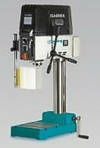 19 7 Swg 1 1hp Spdl Clausing Km25ev Drill Press