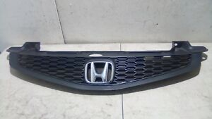 2012 2013 Honda Civic Coupe Dx Lx Ex Si Model Uper Grille Oem 71121 Ts8 A01