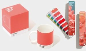 Pantone Formula Guide Mug Set Colour Of The Year 2019 Limited Edition