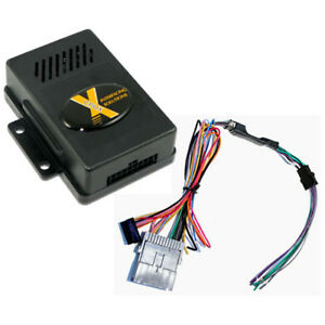 Crux Radio Replacement Interface W chime For Gm Class Ii Bose Amplified
