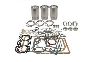 John Deere 300 350 With 135 3 Cyl Gas Complete Engine Overhaul Rebuild Kit