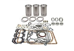 John Deere 1020 3 Cyl Gas Complete Engine Overhaul Rebuild Kit Engine 162079 up