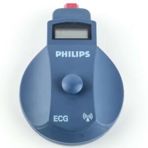 Philips Avalon M2727a Wireless Fetal Monitor Ecg Transducer