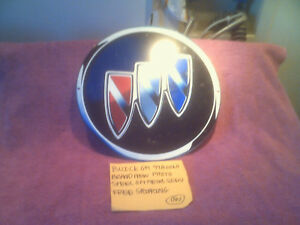 Buick Colored Brand New Die Cut Photo Steel Gm Steel Sign 99a0060 Free Shipping