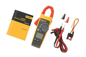 Fluke 902 fc Hvac True rms Clamp Meter 14 f To 752 f W Fluke Connect New