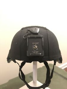 MSA MICH ACH Ballistic Helmet Early Ops Core Dial Liner LBT Cover Wilcox L4 SF