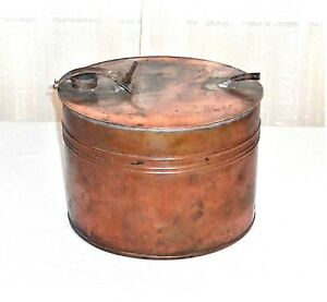 Antique Vintage Rare Copper Steam Generator For Uncapping Knife In Beekeeping