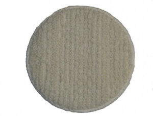 Oreck 17 in Synthetic Fiber Floor Polisher Pad
