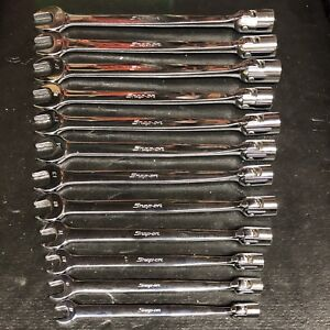 Snap On Metric Combination Wrench Set