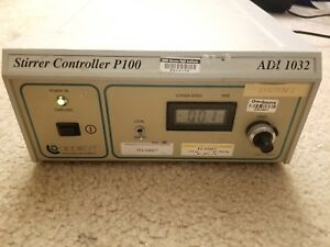 Applikon Stirrer Controller P100 Adi1032 Working