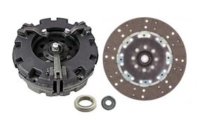 9 1 2 Dual Stage Clutch Kit Ford New Holland 1910 2110 Compact Tractor