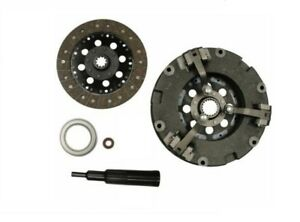 8 1 2 Dual Stage Clutch Kit Ford New Holland 1310 1510 1710 Compact Tractor