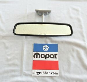 1970 1971 B E Body Charger Cuda Challenger Road Runner Inside Rear View Mirror